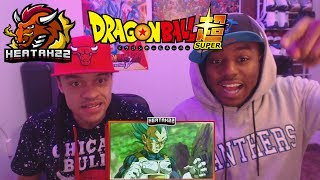 VEGETA VS JIREN!! Dragon Ball Super Ep. 122 Reaction!!