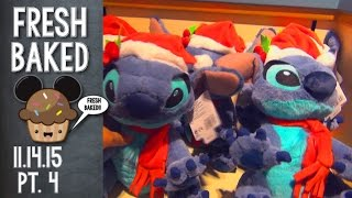 Some stuff you want under your Christmas tree on Buena Vista Street | 11-14-15 Pt. 4