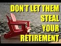 Don't Let Them Steal Your Retirement! | Mike From Rethinking The Dollar