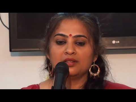 Download Sriman Narayana  -Carnatic Music Concert by  Dr Sandhya Gopalakrishnan at Saket Pranaam, M2U03908