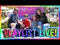 BEHIND THE SCENES AT PLAYLIST LIVE 2017! | VIP SUPER VLOG | We Are The Davises