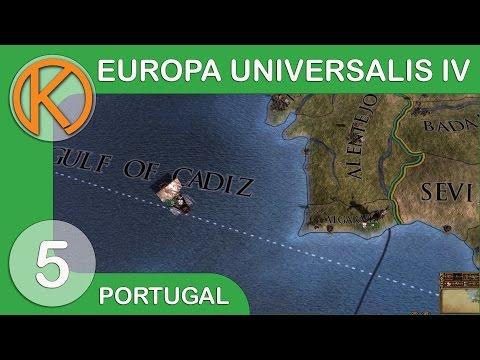 EU4 The Cossacks - Portuguese New World [5] - First Colony