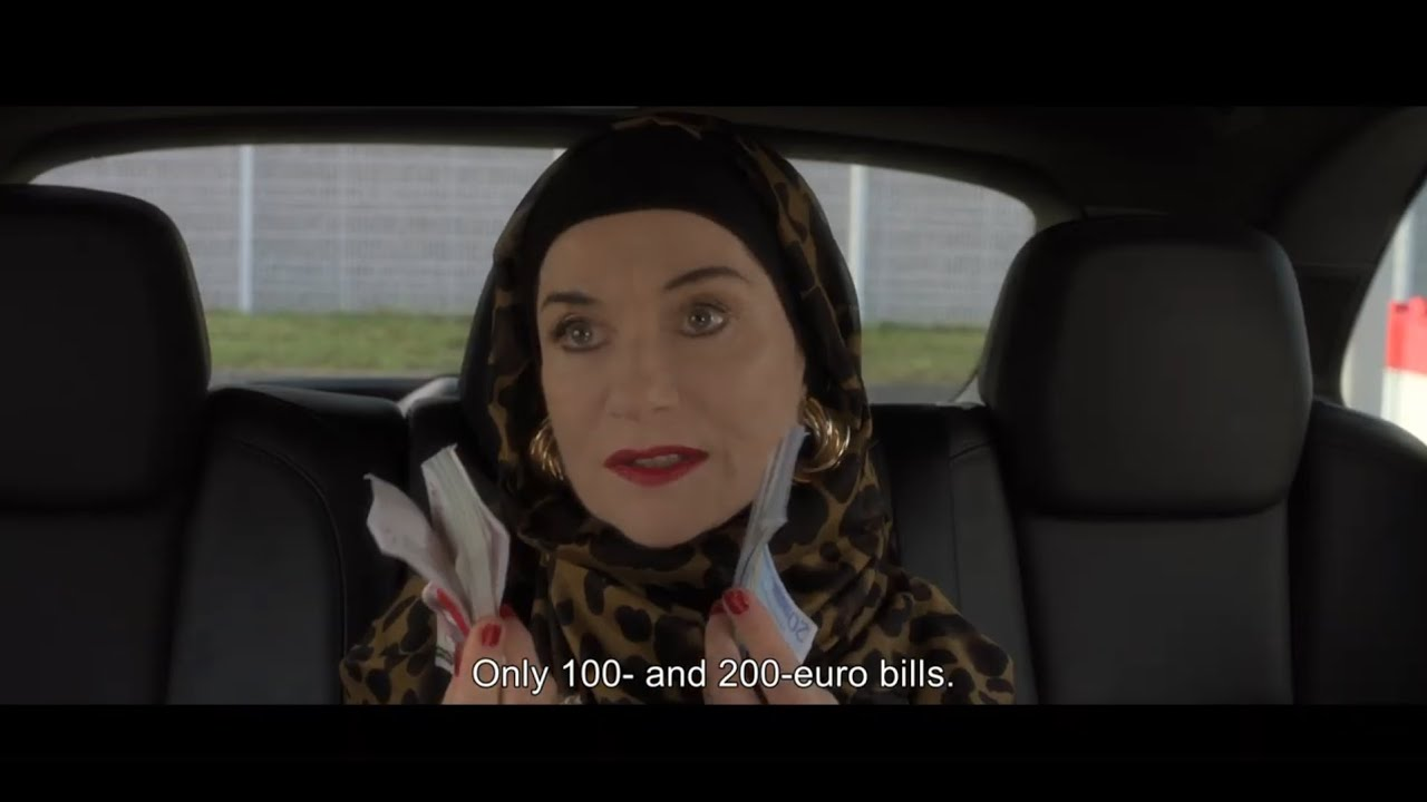 Movie of the Day: La Daronne (2020) by Jean-Paul Salomé