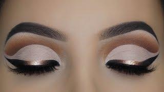 EYELINER HACK | Halo Eyeliner Cut Crease Tutorial