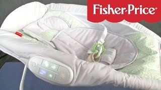 Fisher-Price Deluxe Newborn Auto Rock 'n Play Sleeper with SmartConnect from Fisher-Price