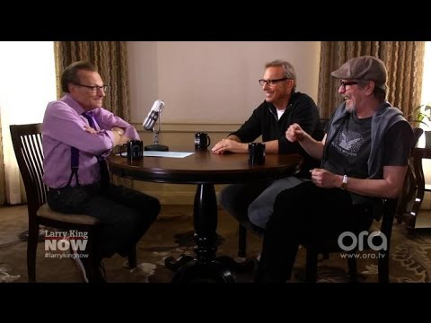 If You Only Knew: Kevin Costner and Gary Oldman   Larry King Now   Ora.TV