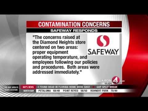 More Disturbing Violations at Safeway