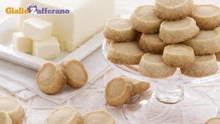 Sablé Cookies - Recipe