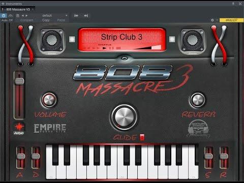 Empire SoundKit - 808 Massacre V3