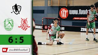 Highlights | 1. Floorball Bundesliga | SC DHfK Leipzig vs. Red Hocks Kaufering