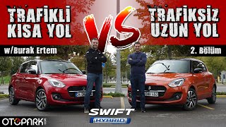Suzuki Swift Hybrid | Otopark vs Benzin TV