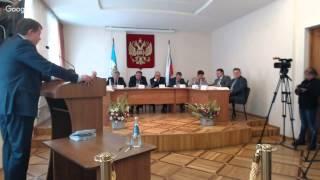 Конкурс на замещение должности главы администрации города Ульяновска