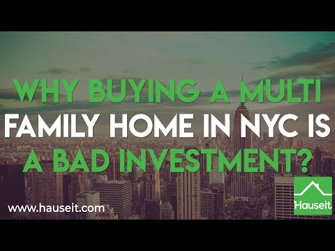 Why Buying a Multi Family Home in NYC Is a Bad Investment [2020] | Hauseit®