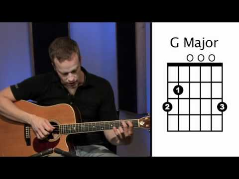 Guitar Lesson 9 - G And D Major Guitar Chords