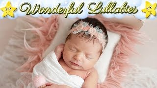 Super Soft Relaxing Baby Sleep Music Lullaby Berceuse ♥ Bedtime Hushaby ♫ Good Night Sweet Dreams