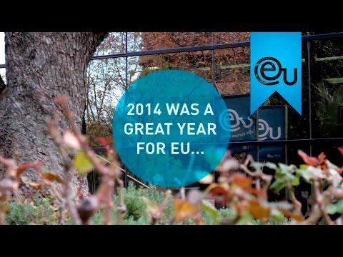 A Year In Review 2014 - EU Business School Barcelona | Geneva | Munich | Montreux