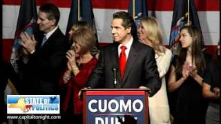 Andrew Cuomo Acceptance Speech (11/2/2010)