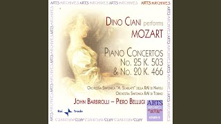 Piano Concerto No. 25 In C Major K. 503: I. Allegro Maestoso (Mozart)