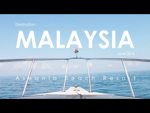 Malaysia Beach Holiday