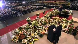 Pavol Demitra - pohreb / burial / posledná rozlúčka