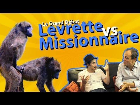 ARCHIVE - Levrette vs Missionnaire (Le Grand Débat)