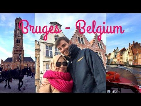Bruges, Belgium: The City of Bridges