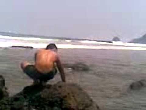 RGS Dolan neng pantai Pidakan Njetak Pacitan