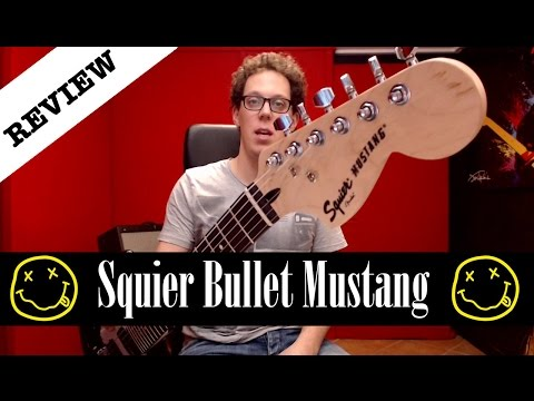 The best budget guitar on the market? Squier Bullet Mustang Demo