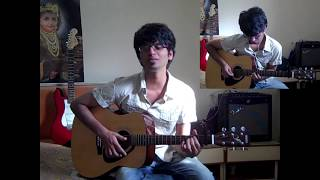 """Tum Hi Ho"" Aashiqui 2 Unplugged Guitar Cover with Chords"