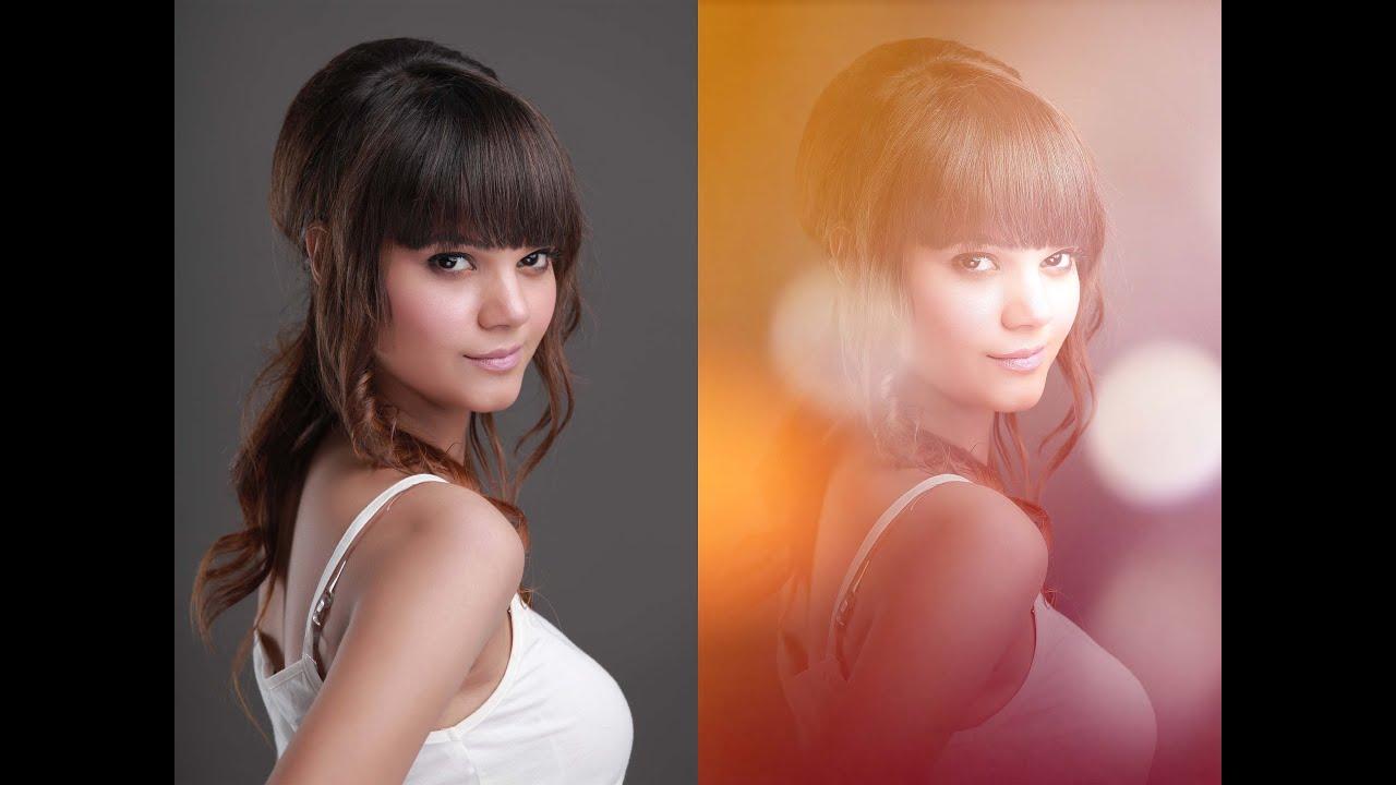 Photoshop Tutorial | Photo Manipulation | Light Effects on ...