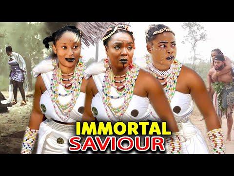 IMMORTAL SAVIOUR SEASON 1u00262 FULL MOVIE  - CHIOMA CHUKWUKA 2021 LATEST NIGERIAN NOLLYWOOD EPIC MOVIE