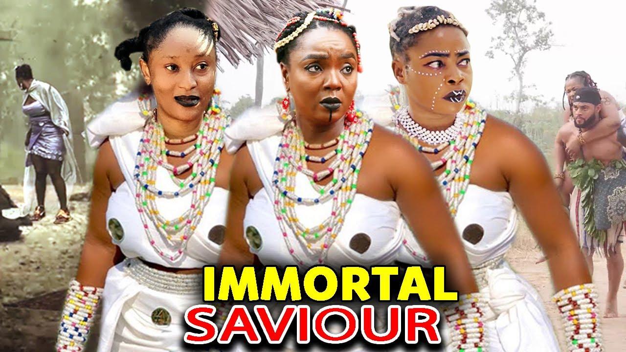 Download IMMORTAL SAVIOUR SEASON 1&2 FULL MOVIE  - CHIOMA CHUKWUKA 2021 LATEST NIGERIAN NOLLYWOOD EPIC MOVIE