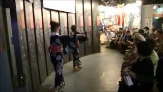 """郡上八幡 郡上おどり 春駒  Gujo Hachiman Gujo-dance """"Harukoma"""""""