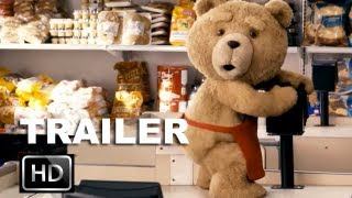 ted red band trailer hd mark wahlberg wishes his teddy bear to life