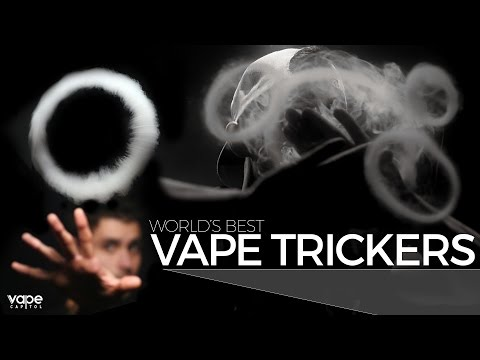 World's Best Vape Trickers Compilation || Vape Capitol
