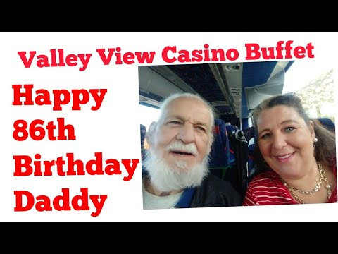 Valley View Casino Buffet/ Road Trip