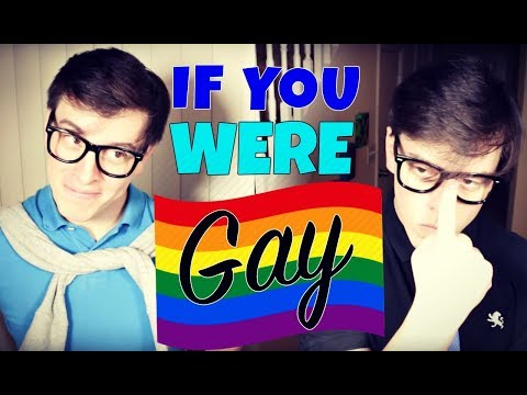 If You Were Gay 💙 Sanders Sides! // Logicality Song Edit