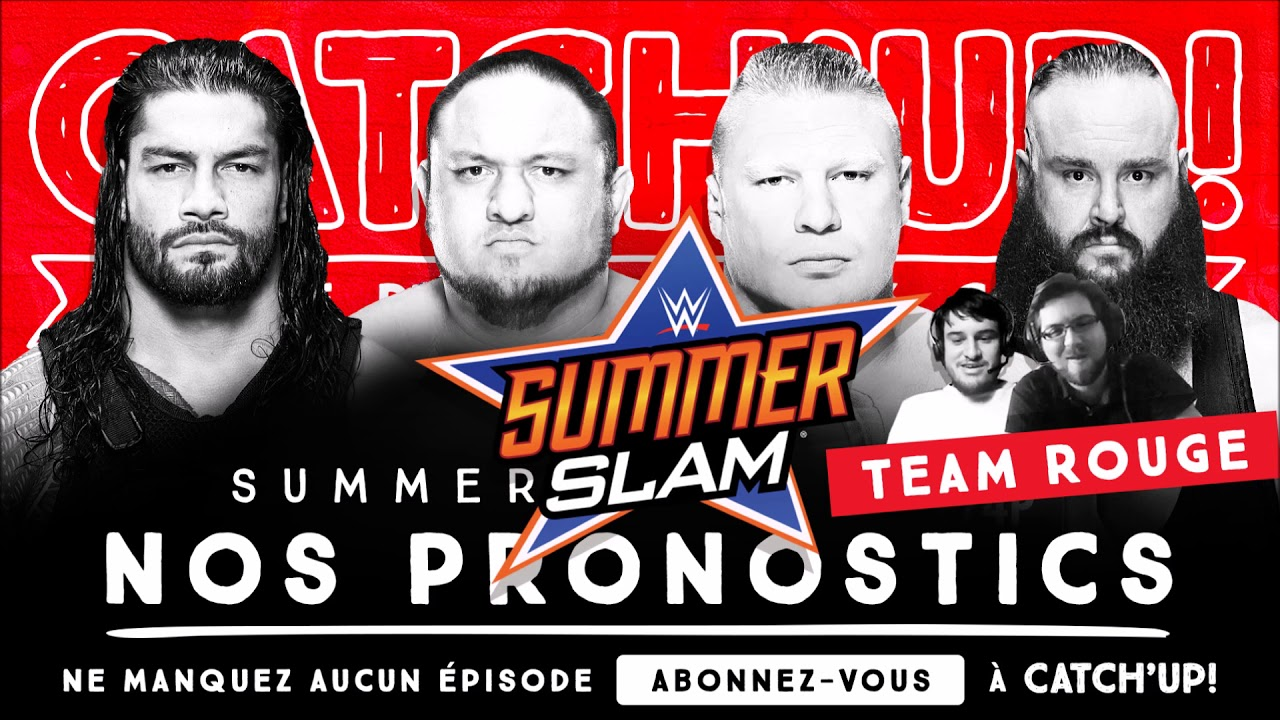 how to watch summerslam 2017 for free