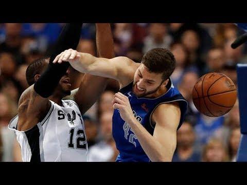 Luka 9 Turnovers! Spurs 6 Game Win Streak! 2018-19 NBA Season thumbnail