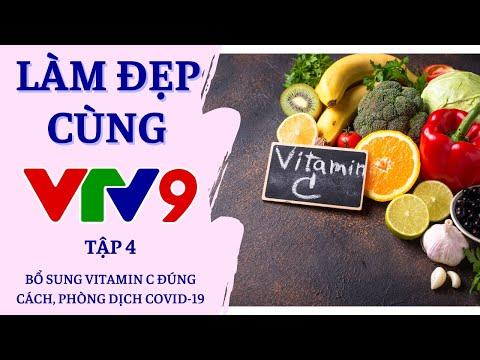 BỔ SUNG VITAMIN C ĐÚNG CÁCH, PHÒNG DỊCH COVID-19 - LÀM ĐẸP CÙNG VTV9 - DIGITREND