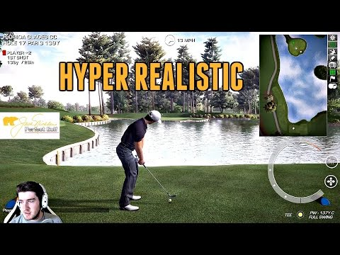 Jack Nicklaus Perfect Golf [Part 1] - NEW GOLF GAME! (PC Gameplay HD)