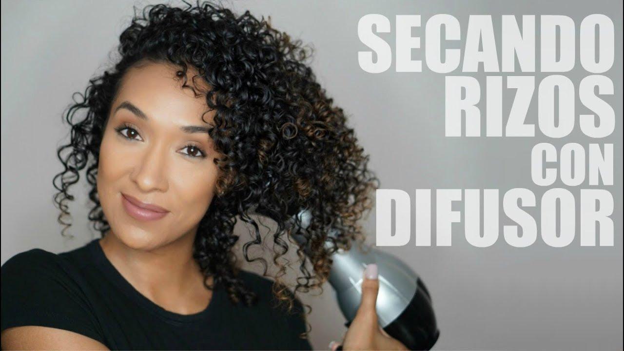 Como usar el difusor en pelo corto