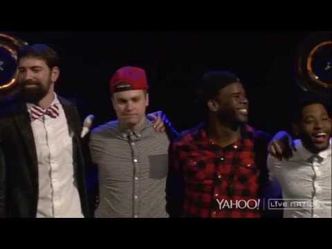 The Exchange - The Sing Off Live (Yahoo Stream)