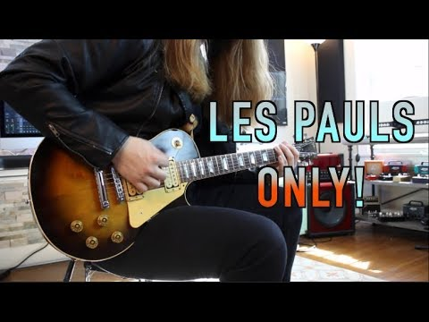 10 Riffs You Need A Les Paul For! ( With Tabs)