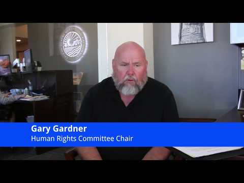 Meet our New Human Rights Committee Chair, Gary Gardner!