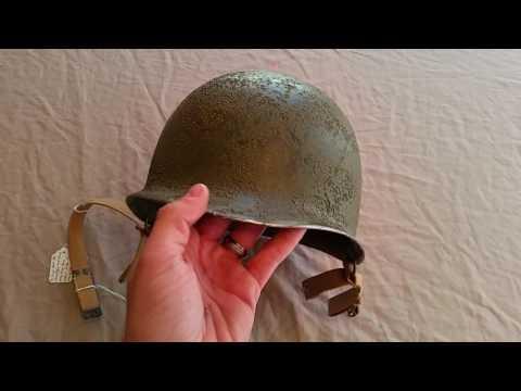 My World War Two 509th PIR Helmet