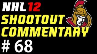 "NHL 12: Shootout Commentary ep. 68 ""Ottawa Senators"""