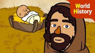 예수, 부활하다 Part 1 유대민족과 유대교 | 세계사 중세시대 ★ 지니스쿨 역사