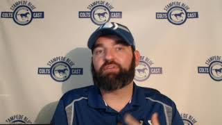 Stampede Blue 2019 Week 7 NFL Indianapolis Colts Post Game Wrap