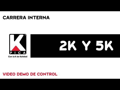 Carrera Interna Empresa PICA 2015